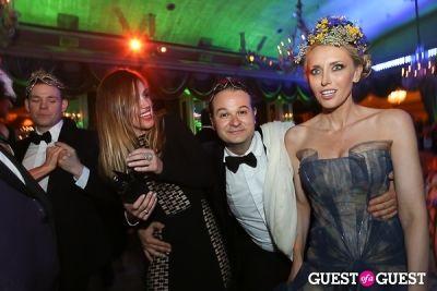 stacey engman in Save Venice Enchanted Garden Ball