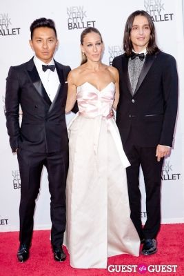 prabal gurung in New York City Ballet's Fall Gala
