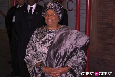 president ellen-johnson-sirleaf-of-liberia in Glamour - Women of the Year 2010
