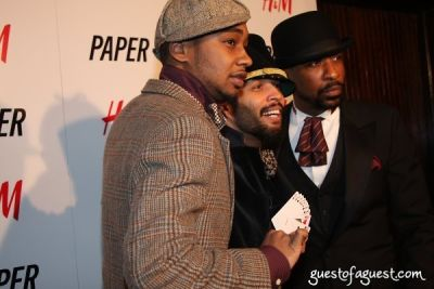 prince julius in PAPER Magazine's Beautiful People Party