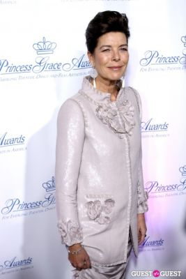 princess caroline-de-monaco in 28th Annual Princess Grace Awards Gala