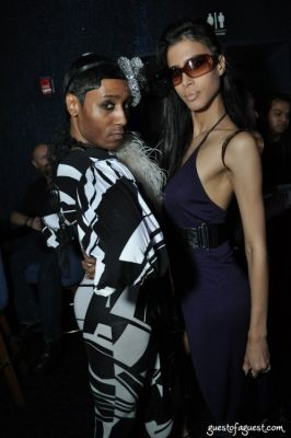princess xtravaganz in UNVOGUE's Navy Issue Launch Party