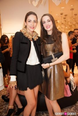 priscila viana in Moschino Celebrates Fashion's Night Out 2012