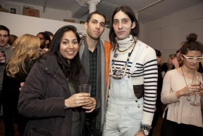 andrew mukamal in Katie Ermilio's Fall/Winter 2011 Collection