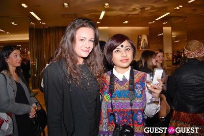 prutha raithatha in Nicholas Kirkwood Personal Appearance At Saks Fifth Avenue