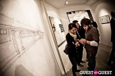 queenie wang in Tally Beck Event - Some Day - Chen Jiao's Solo Exhibition