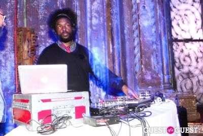 questlove in The RFK Young Leaders Spring Party 2013