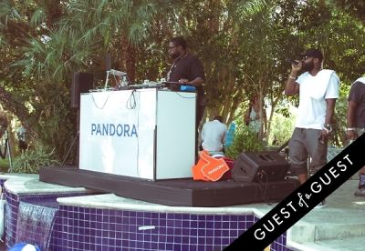 questlove in Pandora Indio Invasion Un-leashed By T-Mobile Featuring Questlove