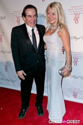r. couri-hay in Gabrielle's Angel Foundation Hosts Angel Ball 2012