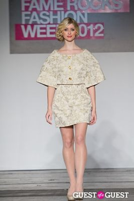 rachael switzer in Fame Rocks Fashion Week 2012 Part 11