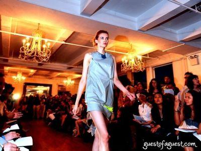 rachel balzarini in Underground Fashion Show