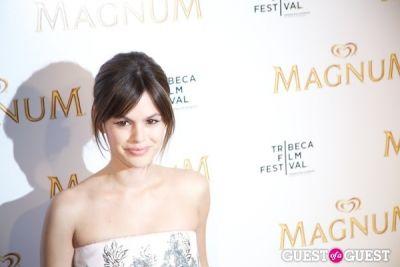 rachel bilson in Tribeca Film Festival - Karl Lagerfeld & Rachel Bilson