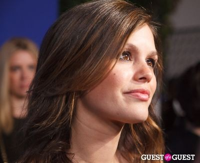rachel bilson in BlackBerry Z10 Launch