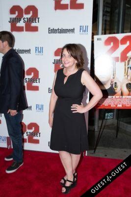 rachel dratch in 22 Jump Street Premiere