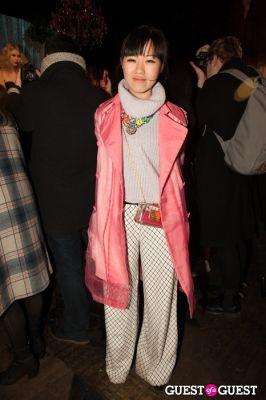 rachel effendy in NYC Fashion Week FW 14 Street Style Day 5