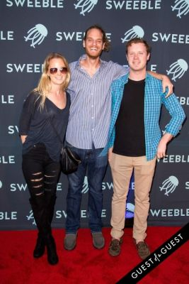 kevin dean in Sweeble Launch Event