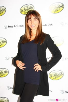rachel heller in The Unveiling of DKNY Intense by Enrique Badulescu