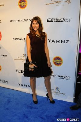 rachel heller in CONAIR STYLE360 Opening Party For Yarnz, Presented by CONAIR STYLE360 at Haven Rooftop at The Sanctuary Hotel