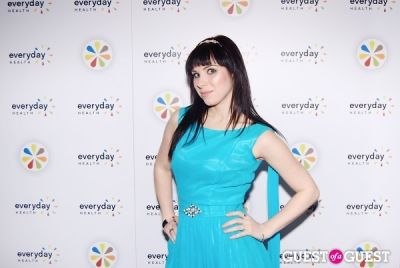 rachel kay in Everyday Health 10th Anniversary Party
