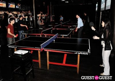 rachel keyes in Ping Pong Fundraiser for Tennis Co-Existence Programs in Israel