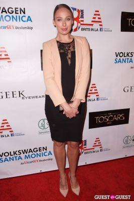 rachel mcdowall in The 6th Annual Toscar Awards