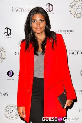 rachel roy in Destination IMAN Website Launch Party