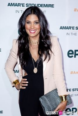 rachel roy in Amar'e Stoudemire In The Moment Premiere