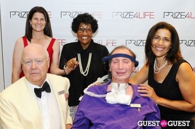 marian heard in The 2013 Prize4Life Gala