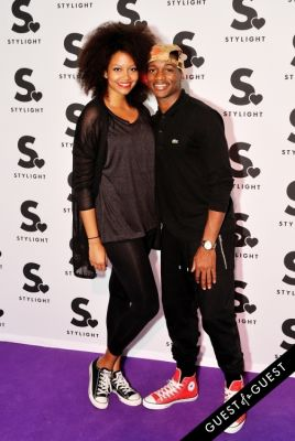 kevin tate in Stylight U.S. launch event