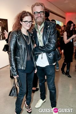 johan lindeberg in 12th Annual RxArt Party