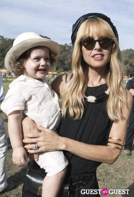 rachel zoe in Third Annual Veuve Clicquot Polo Classic Los Angeles