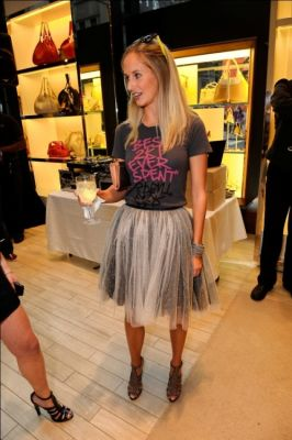 rachelle hruska in Cole Haan & Guest of a Guest Launch Party for the Whitney Collection