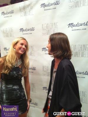 rachelle hruska in Alexa Chung for Madewell's FNO