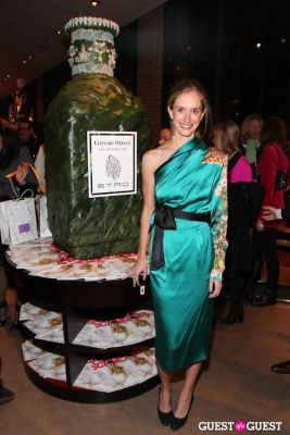 rachelle hruska in SCENE Magazine Celebrates November Issue and Etro's New Fragrance
