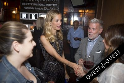 rachelle hruska-macpherson in You Should Know Launch Party Powered by Samsung Galaxy