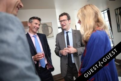 mark breene in Guest of a Guest & Cointreau's NYC Summer Soiree At The Ludlow Penthouse Part I