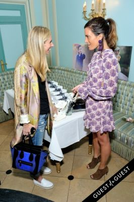 rachelle hruska-macpherson in Monica + Andy Baby Brand Celebrates Launch of