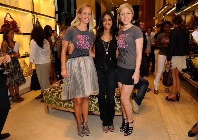 sarah mandato in Cole Haan & Guest of a Guest Launch Party for the Whitney Collection