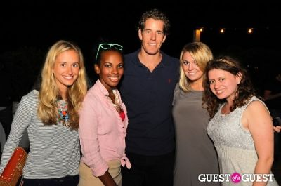 cameron winklevoss in Guest of a Guest and Curbed Hamptons Celebrate MTK Endless Summer