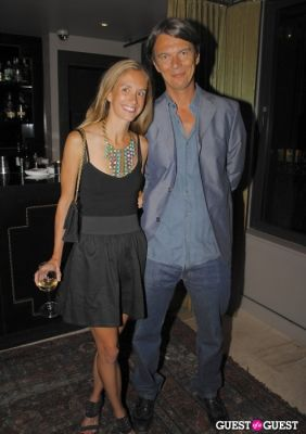 rachelle hruska in Mason Kitsuné & Pernod Absinthe Event - #NYFW