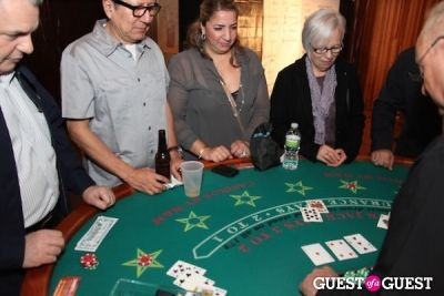 rad zivkovic in Casino Night at the Community House
