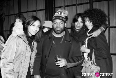 raekwon in FRANK After Party Celebrates Chapter 51 Of The FRANK BOOK