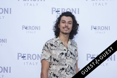rafael cebrián in Gia Coppola & Peroni Grazie Cinema Series
