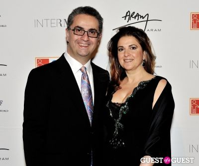 rafi festekjian in Children of Armenia Fund 10th Annual Holiday Gala
