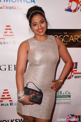 raja kumari in The 6th Annual Toscar Awards