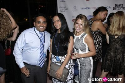 rajeev chanderraj in Teach For America Fall Fling hosted by the Young Professionals Committee
