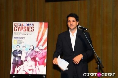 ralph macchio in National Geographic- American Gypsies World Premiere Screening