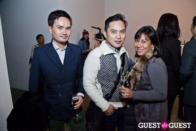 noel dela-rama in Tomas NYC Online Boutique Launch Party