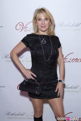 ramona singer in Anna Rothschild's Holiday Party @ Velour
