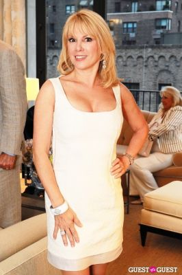 ramona singer in Greystone Development 180th East 93rd Street Host The Party For The American Cancer Society
